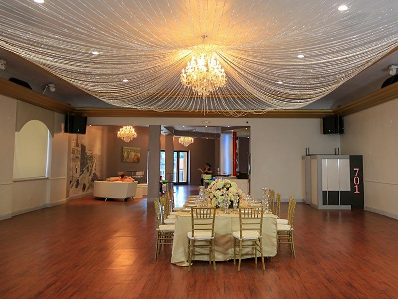 Banquet Room Full